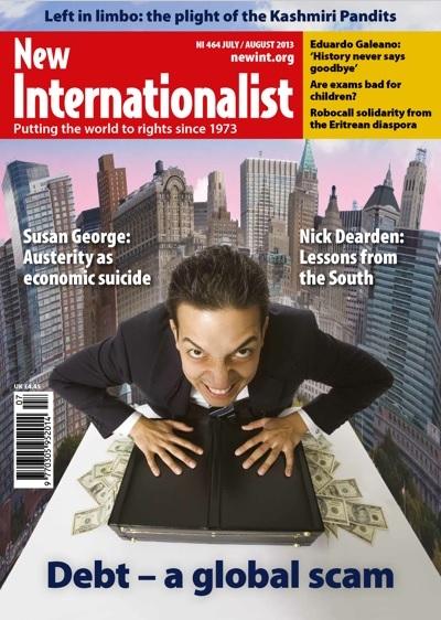 New Internationality magazine cover